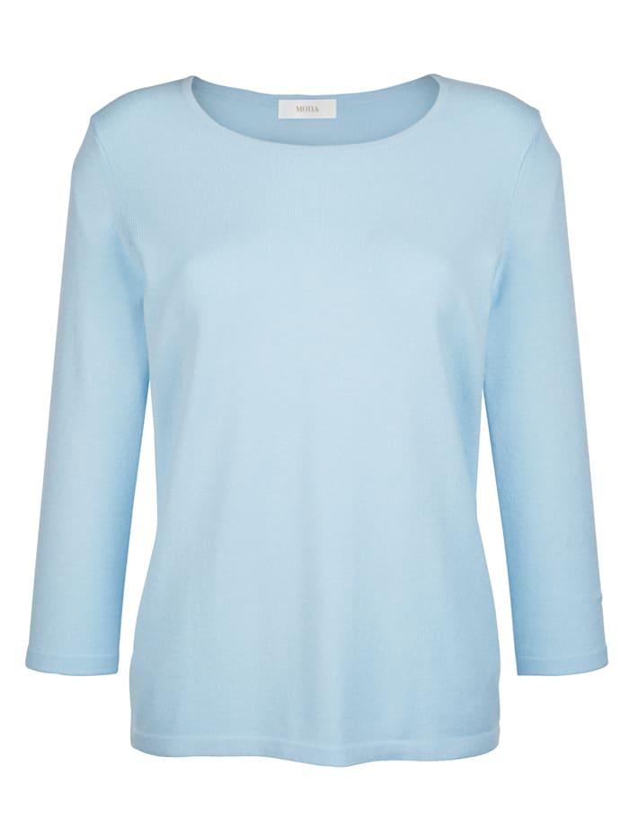 MONA Pullover in Traumhaft-Qualität, Hellblau