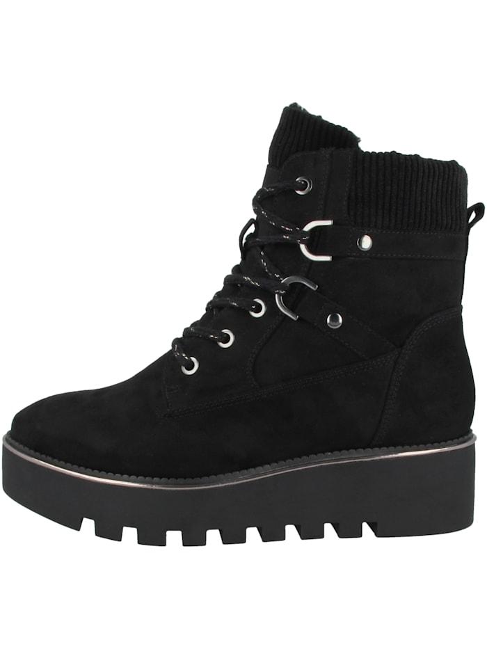 Tamaris Boots 1-26817-35, schwarz