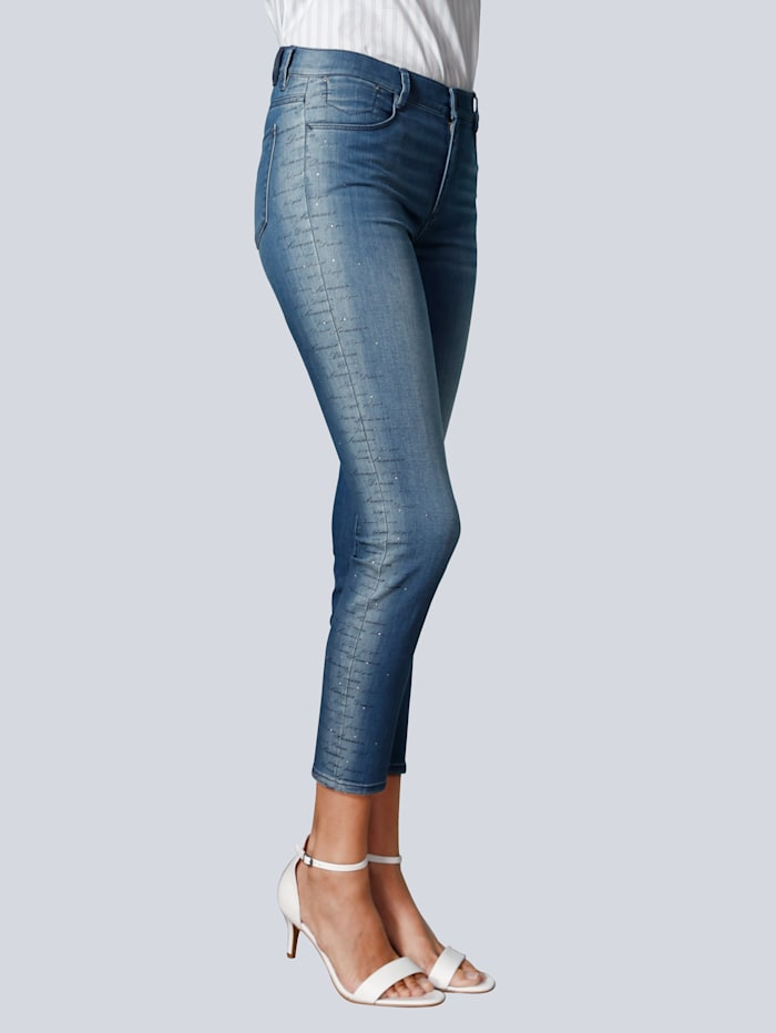 BRAX Jeans 'Ava S' für Alba Moda, Blau