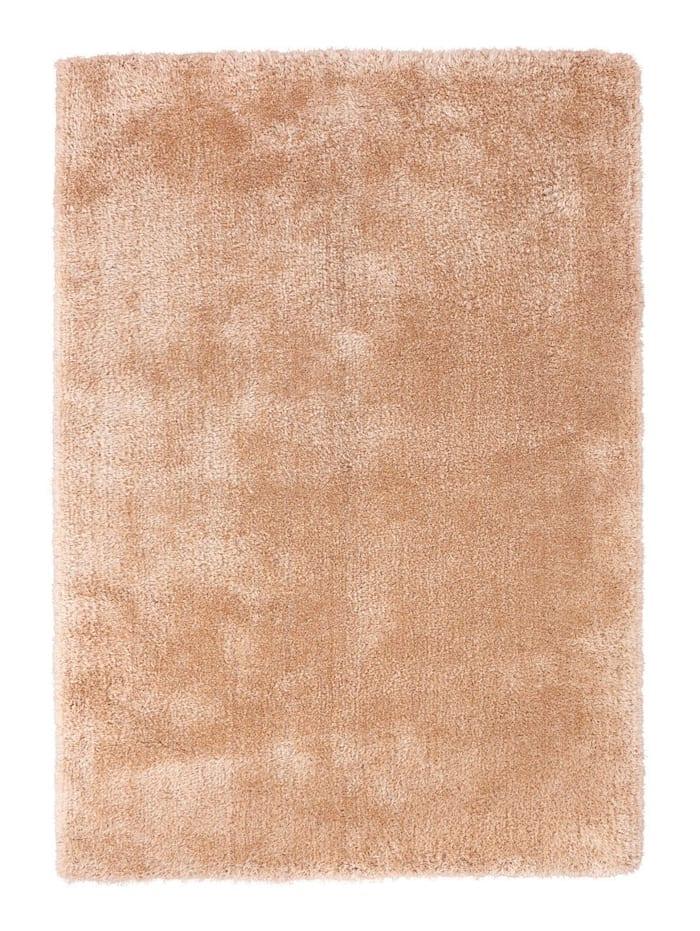 Kayoom Handtuftteppich 'Rolf', Beige