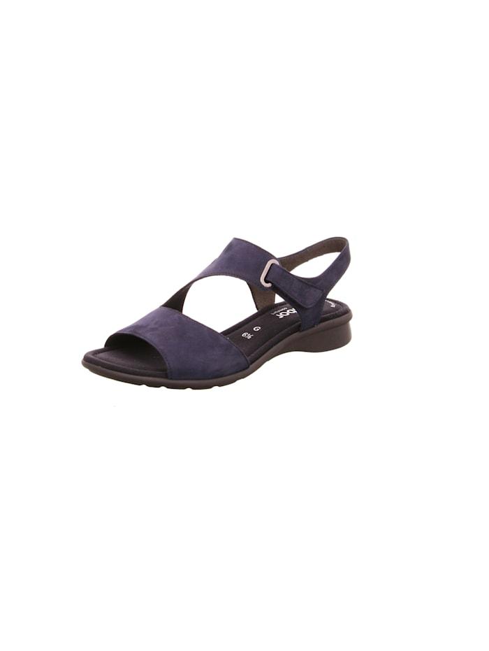 Gabor Sandalen/Sandaletten, blau