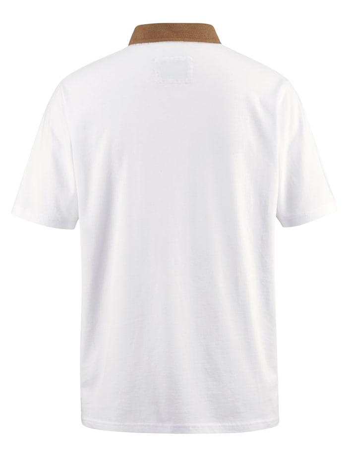 Polo tričko s potlačou & lemovaním