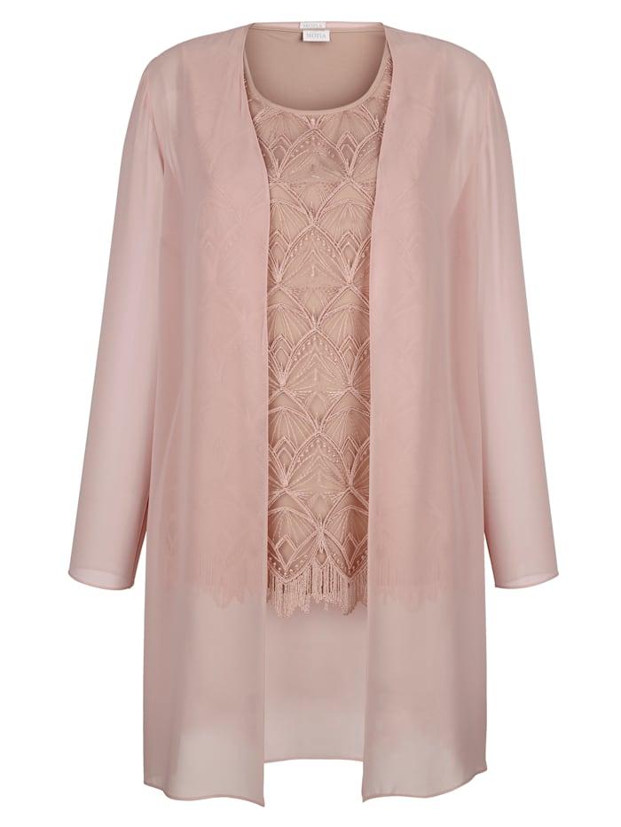 Set bestaande uit een blouse en topje