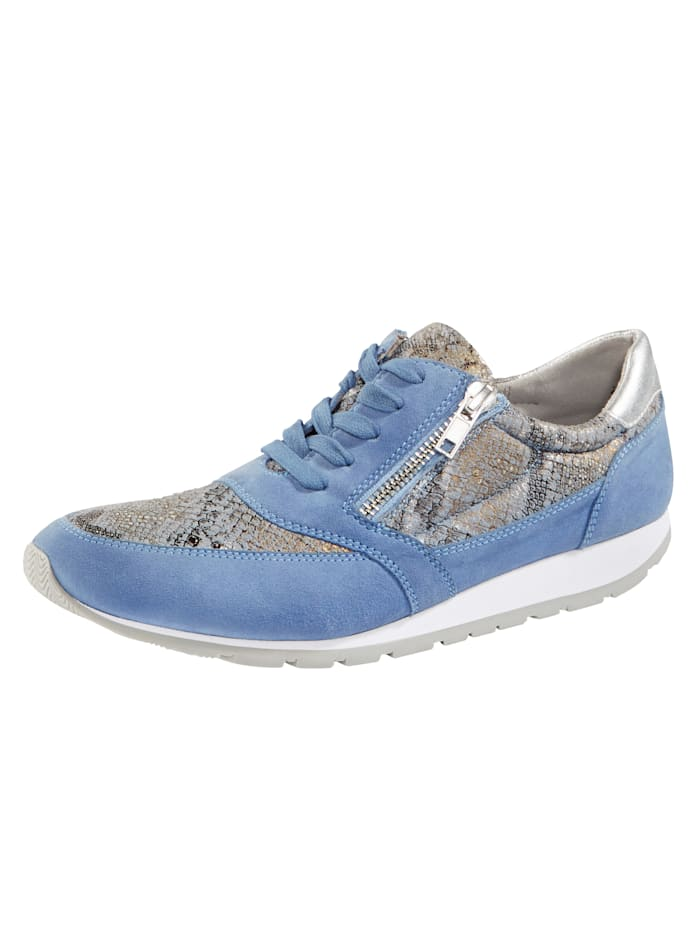 MONA Lace-up shoes, Light Blue