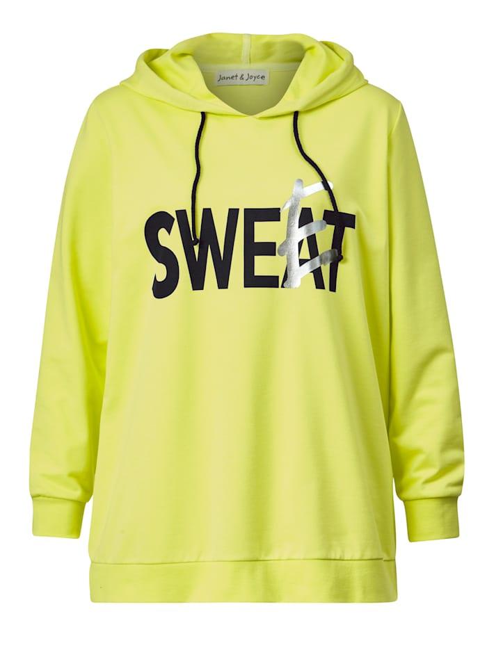 Sweat-shirt à imprimé