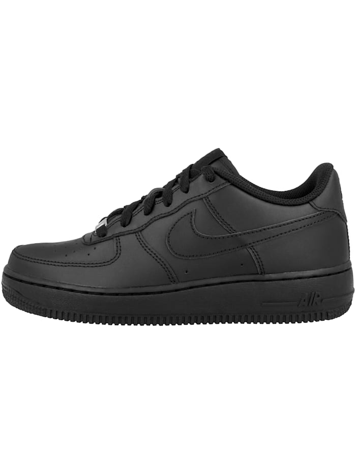 Nike Sneaker low Air Force 1 (GS), schwarz
