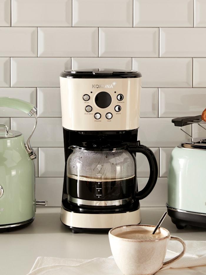 Korona Koffiezetapparaat, crème