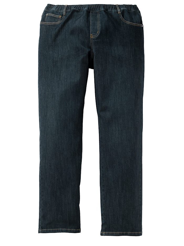 Men Plus Jeans, Dark blue
