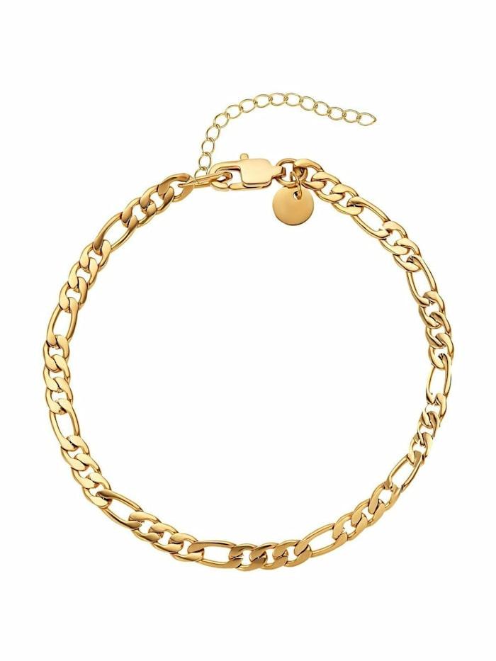 Noelani Armband für Damen, Edelstahl, Gold