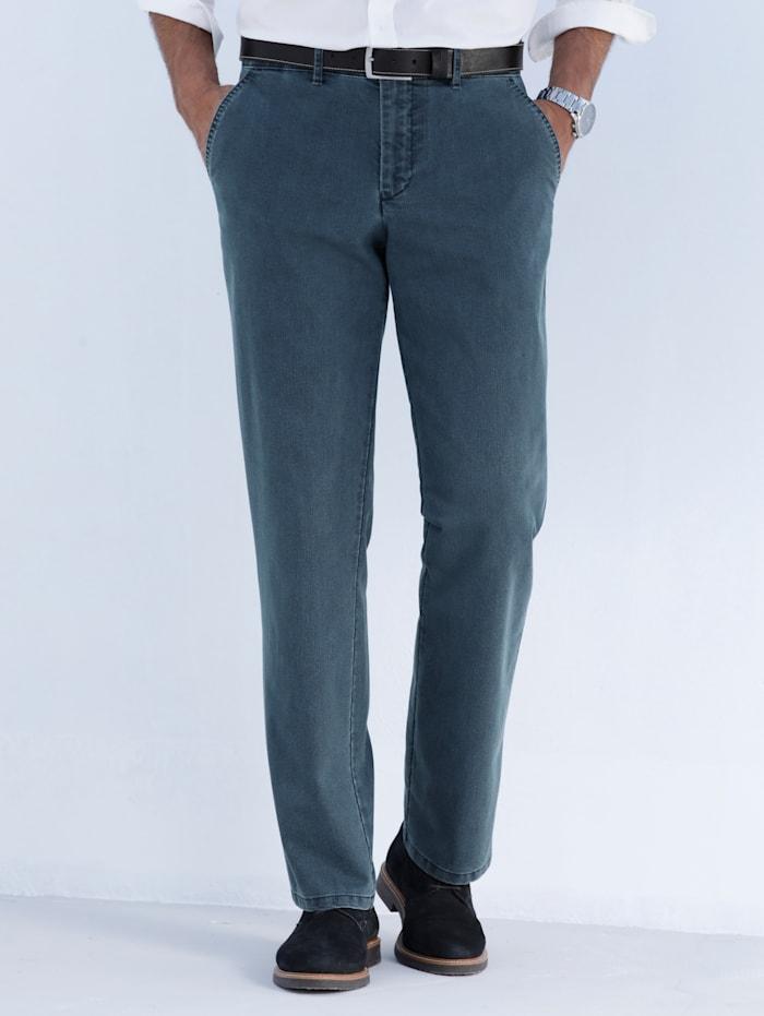 BABISTA Coolmax-Jeans Perfekt für heiße Sommertage - nie mehr schwitzen!, Blau
