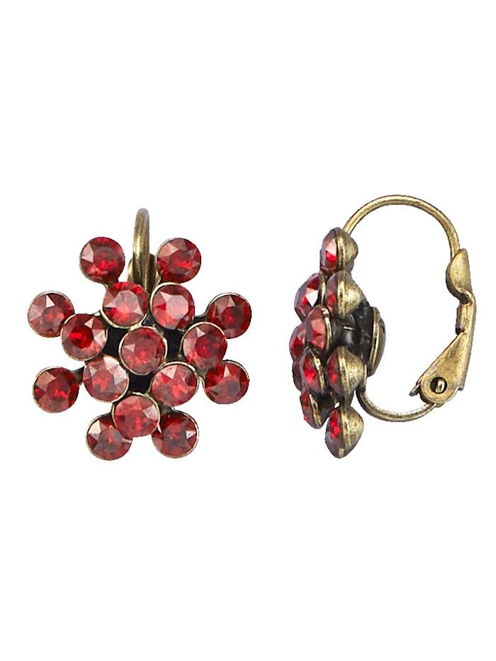 Ohrringe mit Kristallen 5450543754956