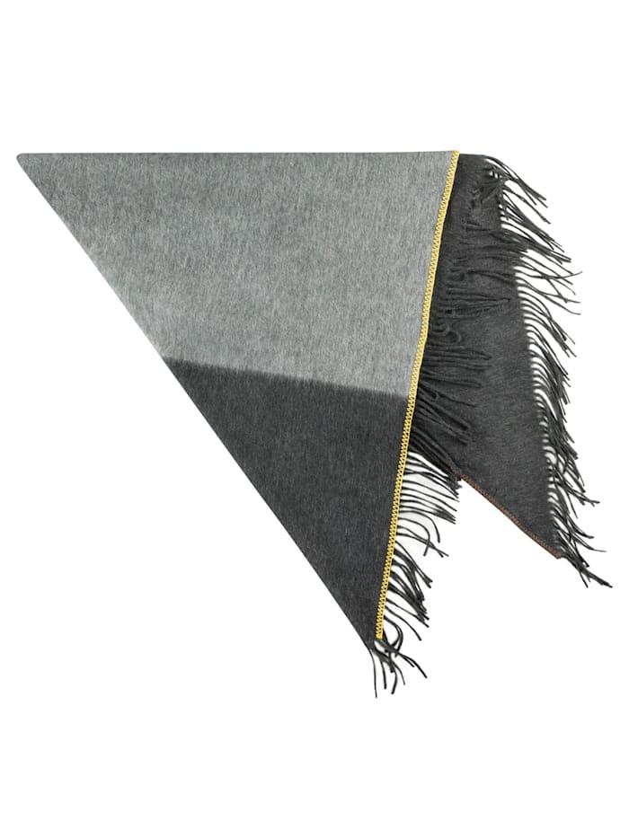 Premium Dreieckstuch aus feiner Wolle