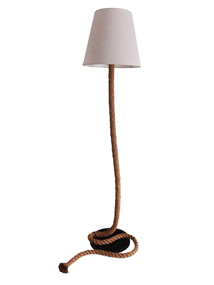 Näve Staande lamp Rope, Ecru
