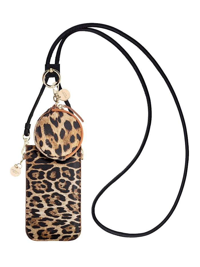 IPHORIA Smartphone-Tasche, Leo