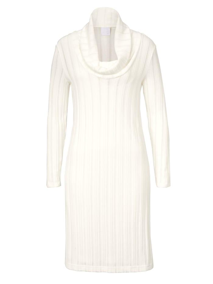 REKEN MAAR Kleid, Weiß