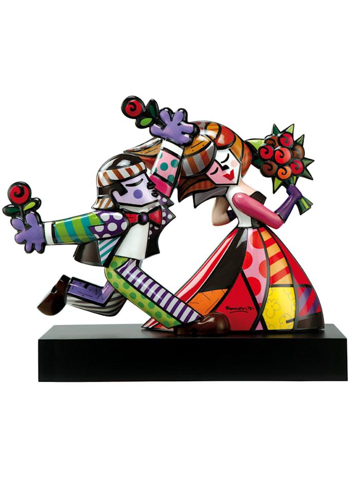 Goebel Goebel Figur Romero Britto - Follow Me, Britto - Follow Me