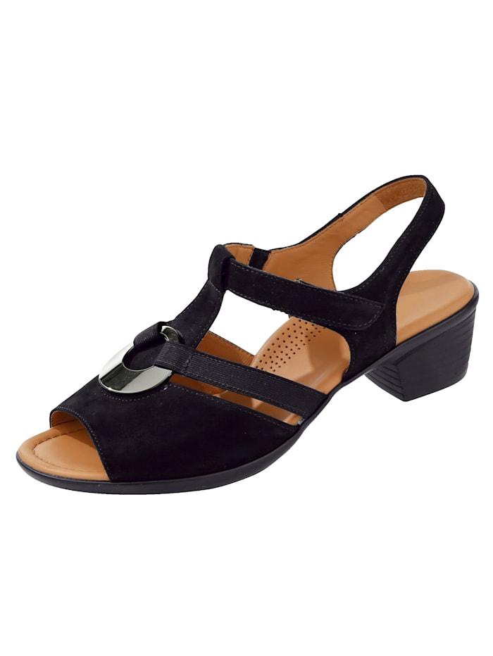 Ara Sandals, Black