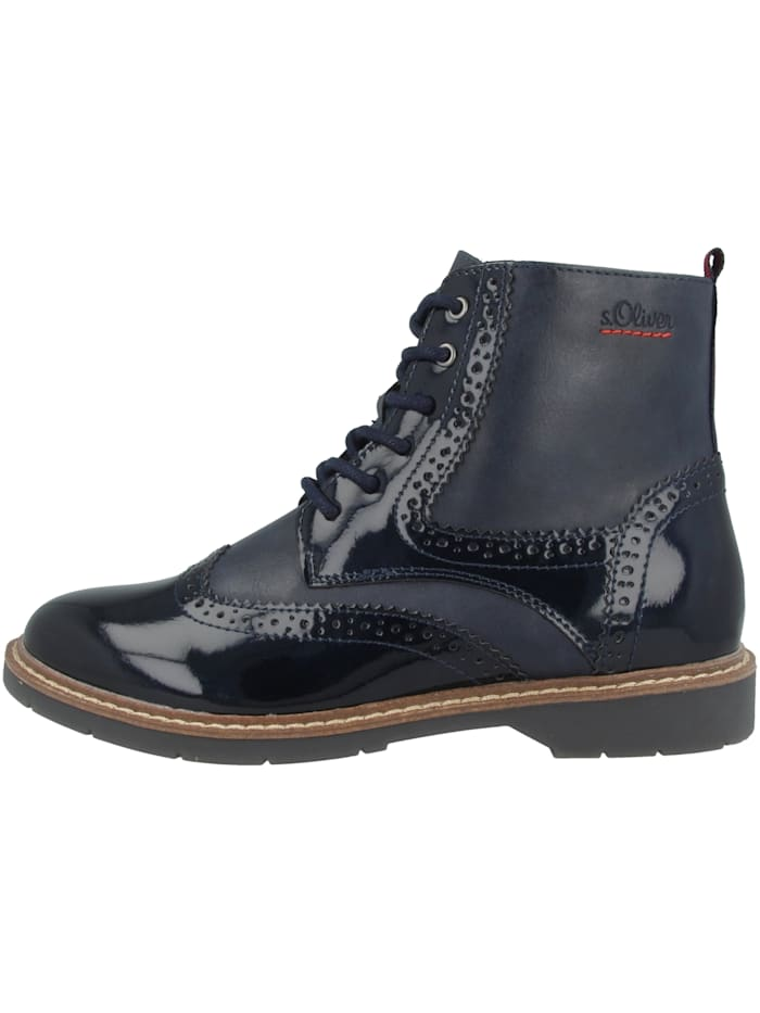 s.Oliver Boots 5-25465-25, blau