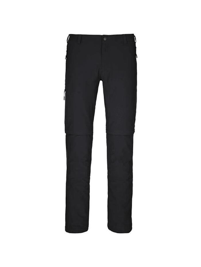 Schöffel Schöffel Hose Pants Koper Zip Off, Schwarz