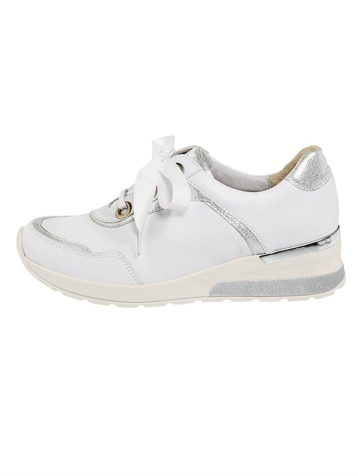 Šnurovacia obuv s podrážkou so vzduchovým vankúšikom