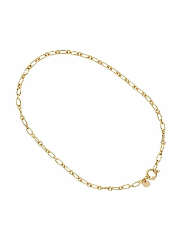 Noelani Collier für Damen, Sterling Silber 925, Gold