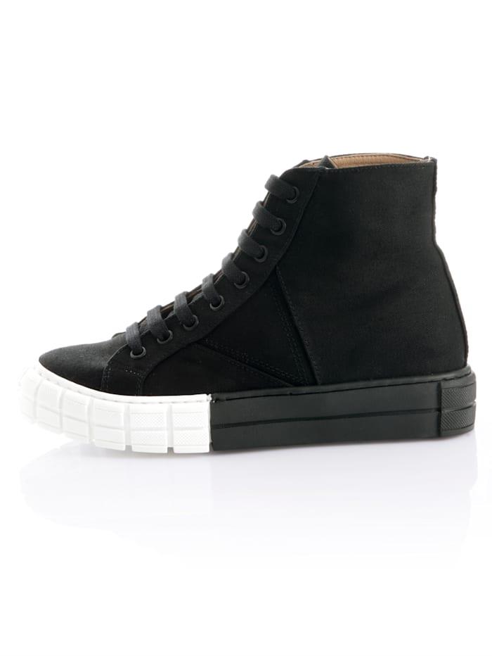 Sneaker in enkelmodel