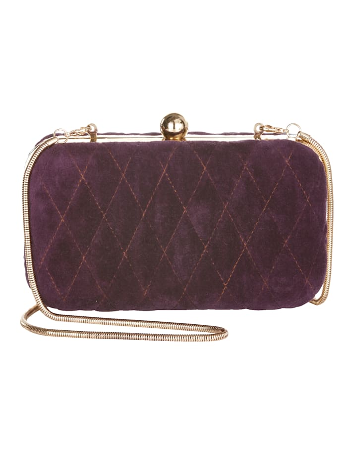 Unmade Copenhagen Handtasche, lila
