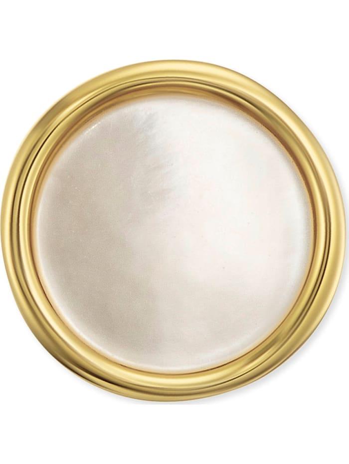 Engelsrufer Damen-Ohrstecker 925er Silber rhodiniert 33 Zirkon