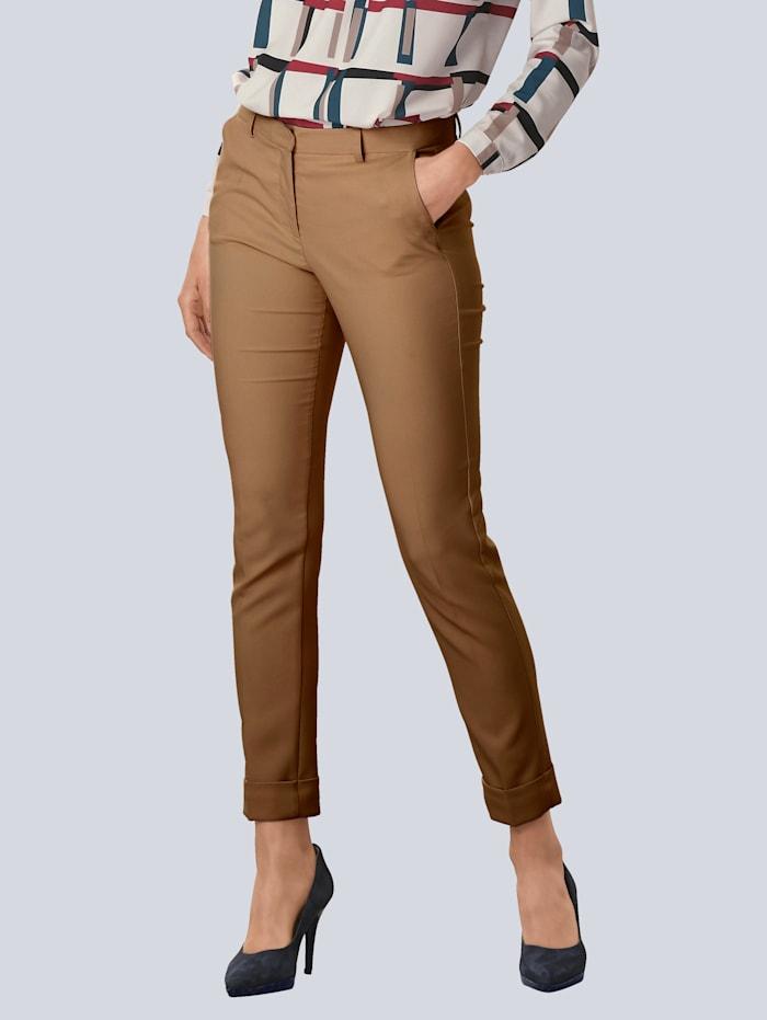 Hose in softer Anzugware