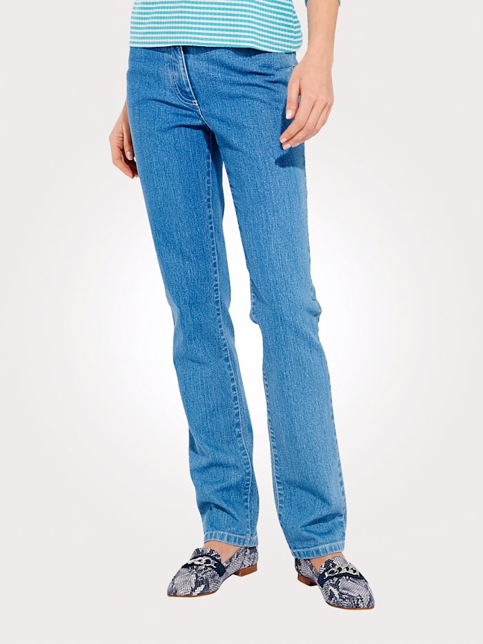 Artigiano Jeans in 5-pocketmodel, Blauw