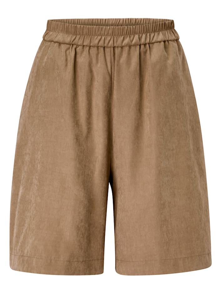 REKEN MAAR Shorts, Camel
