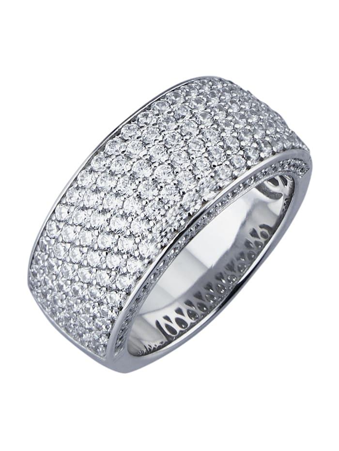 Diemer Trend Damesring, Zilverkleur