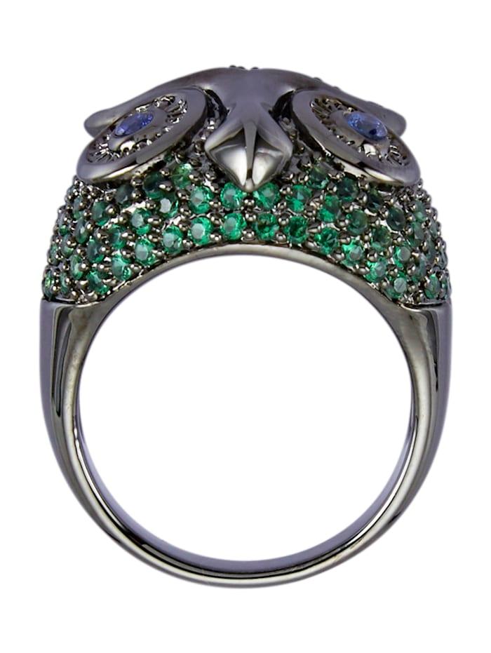 Eulen-Ring
