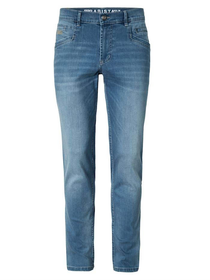 """Jeans mit der Funktionsfaser """"T400"""""""