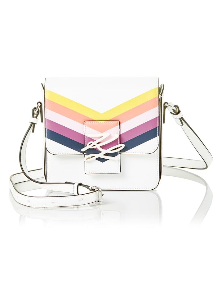 Karl Lagerfeld Crossbody-Bag, Multicolor