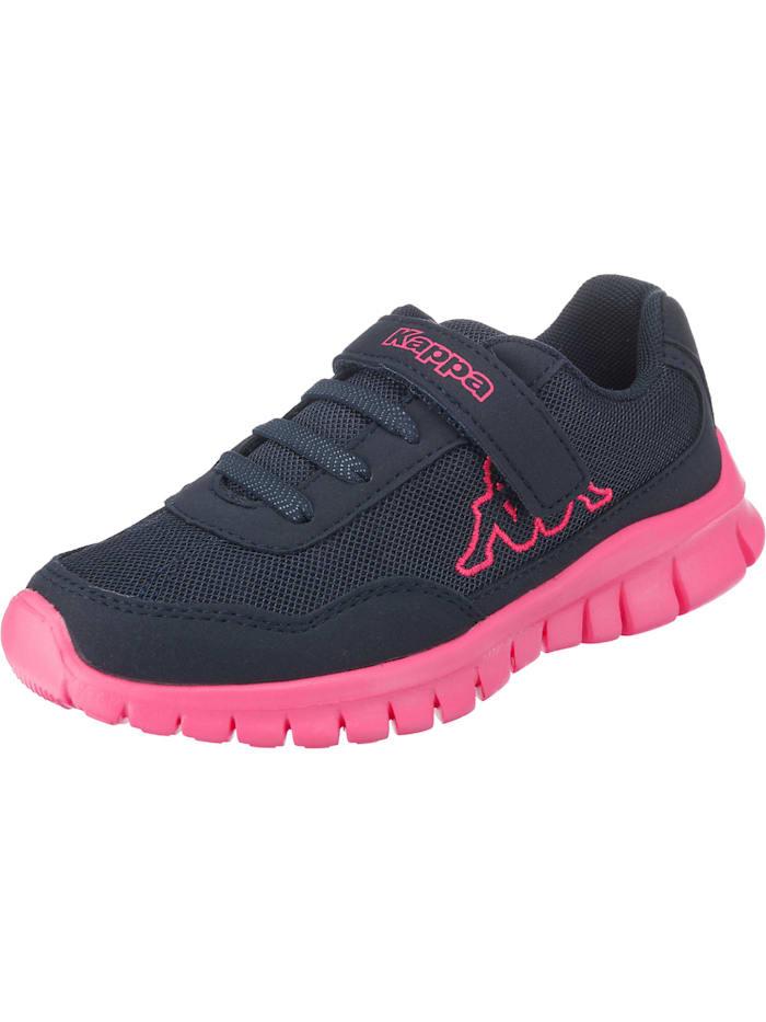 Kappa Sneakers Low FOLLOW BC für Mädchen, dunkelblau