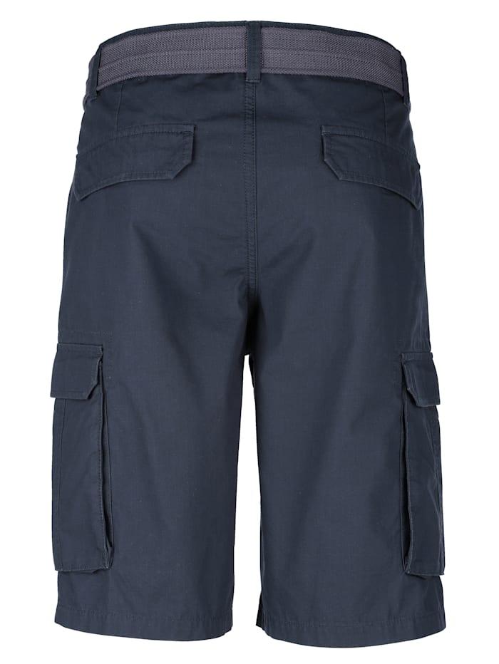 Shorts med skärp