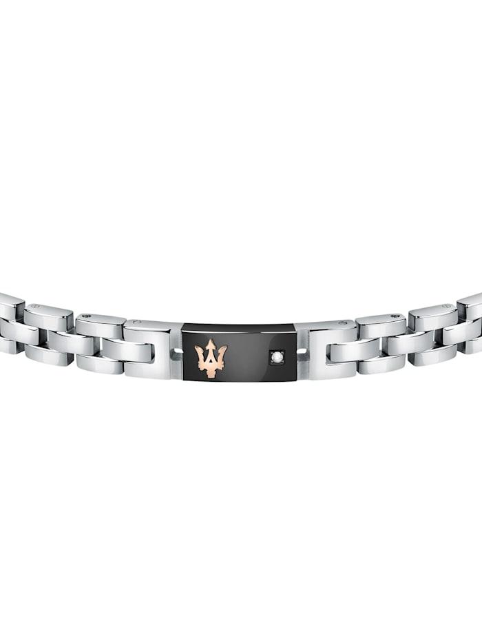 Herren-Armband Edelstahl
