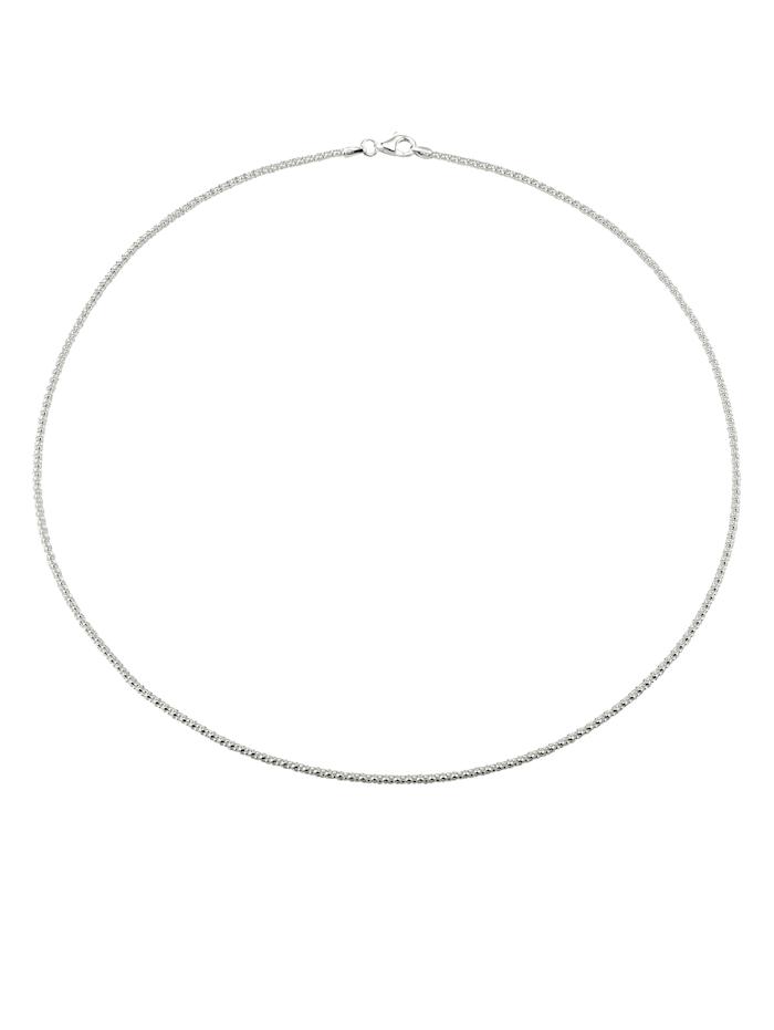 Koreanerkette Silber 925
