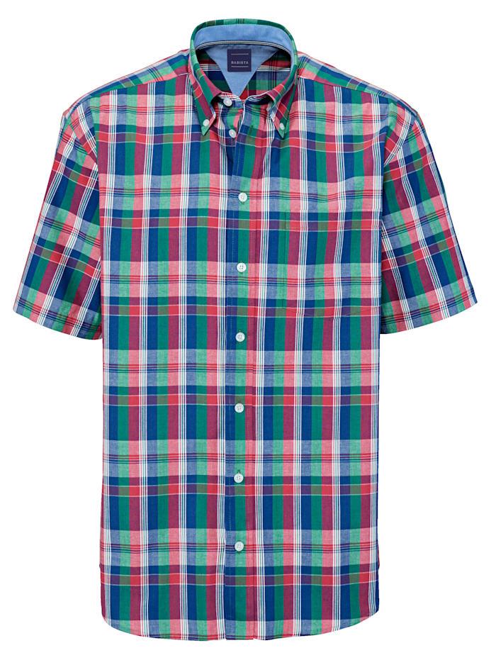 Hemd in kräftigen Farben