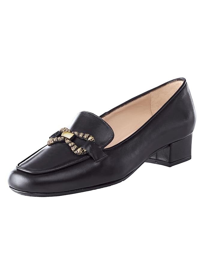 Court Shoes with decorative details