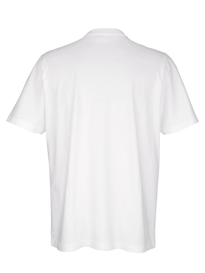 T-shirt à imprimé devant