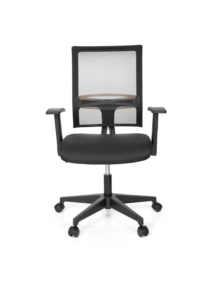hjh OFFICE Home Office Bürostuhl OFFICE R8, Schwarz