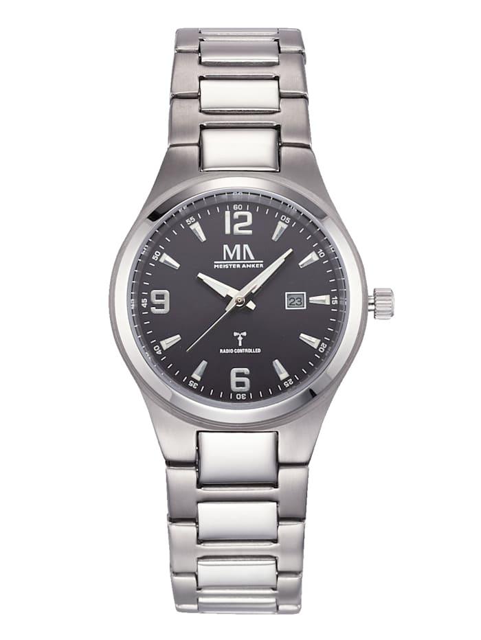 Meister Anker Women's Watch, Grey