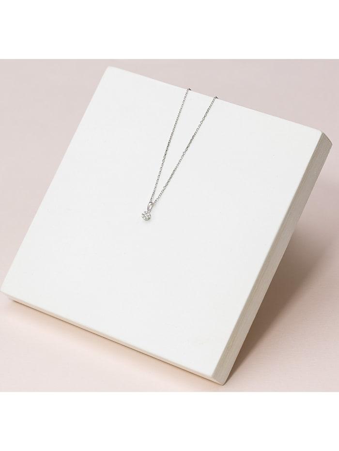 CHRIST Damen-Kette 7 Diamant