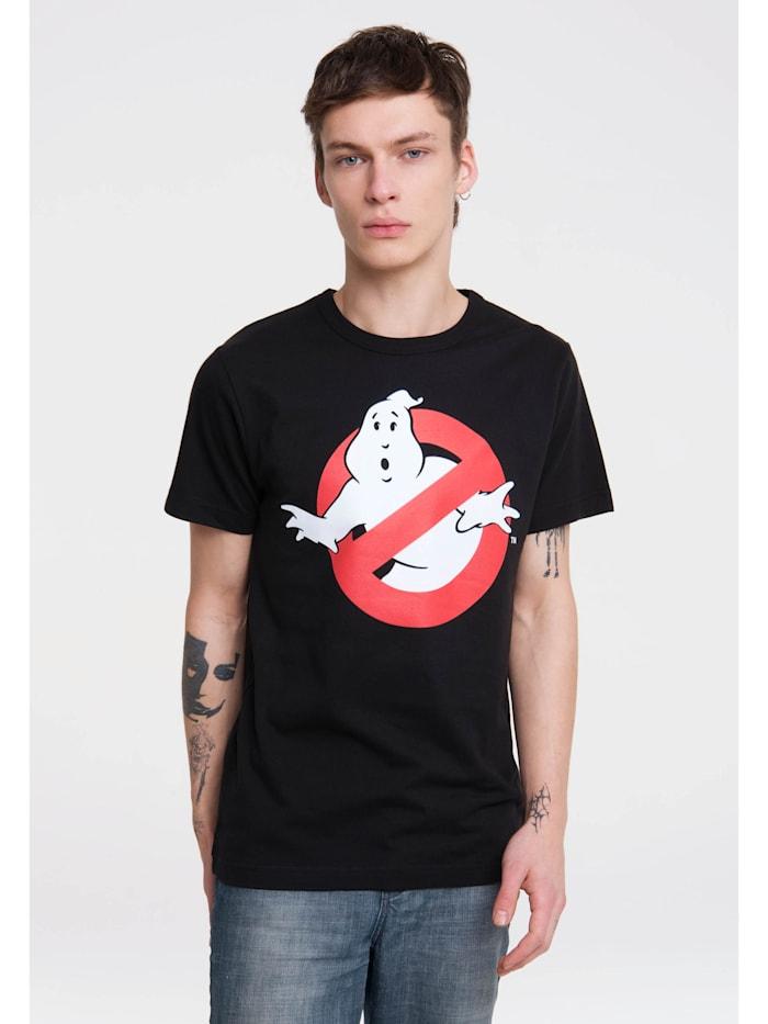T-Shirt Ghostbusters No Ghost mit kultigem Print