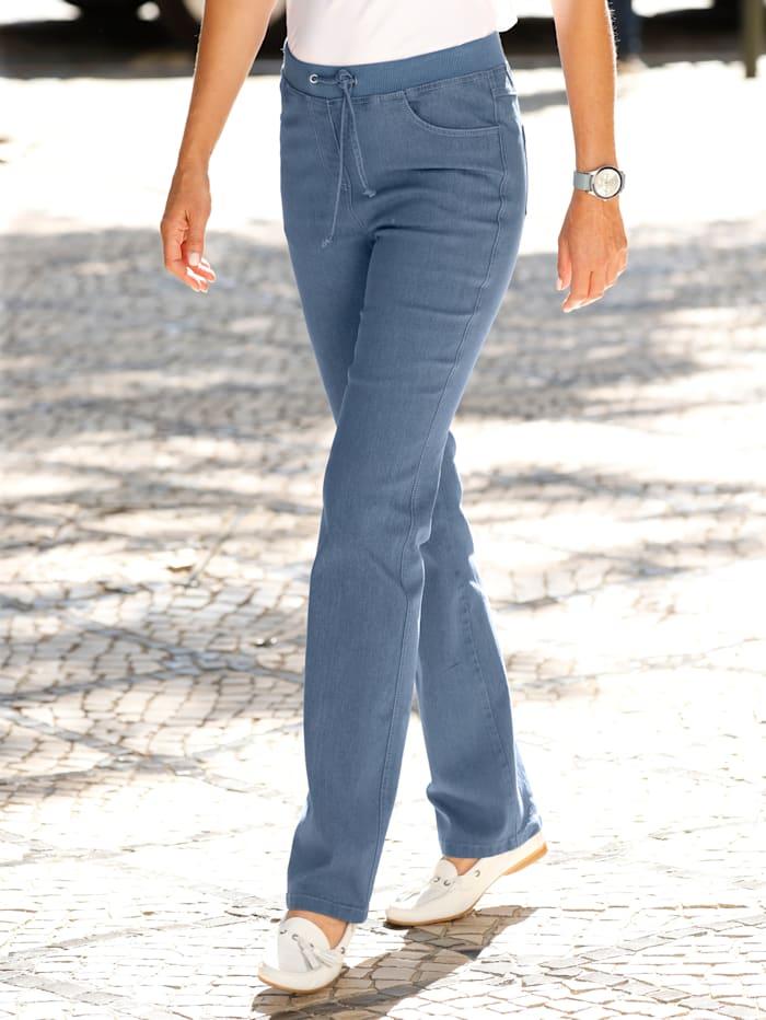 Jeans LOTTA straight mit Taschen