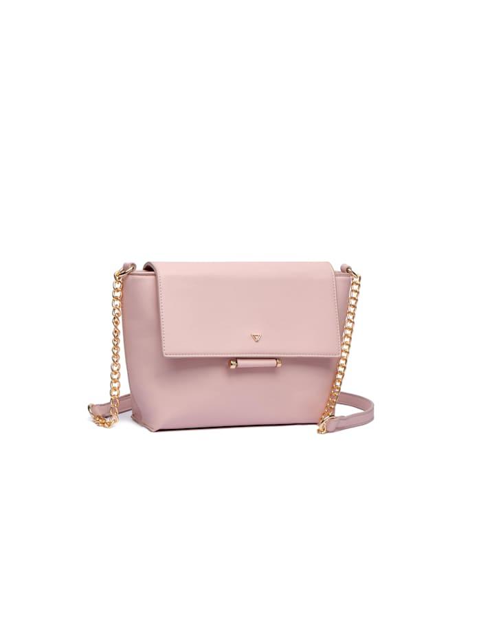 Collezione Alessandro Handtasche Milanese in elegant-schlichter Optik, rosa