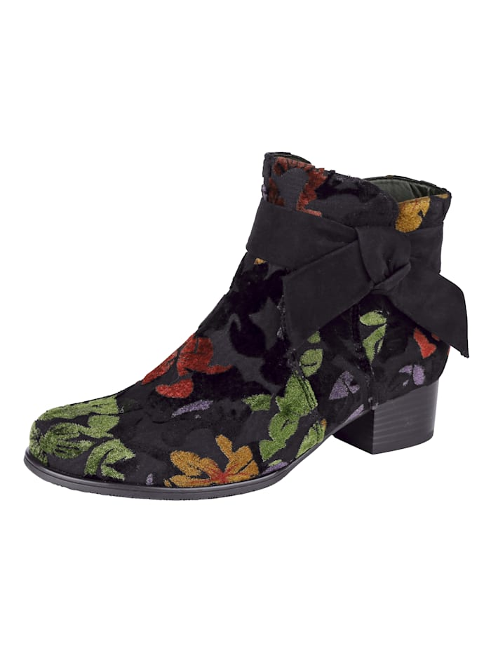 Jenny Ankle boots with bow detail, Multi