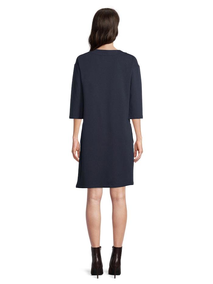 Jerseykleid mit 3/4 Arm